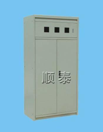 竖梁结构配电柜/高档配电箱/带有防尘网式电力机柜